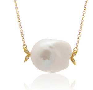 "Mizuki ""Sea Of Beauty Pearl Necklace"""