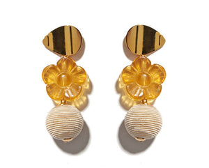 Goldenrod Earrings - Millo Jewelry