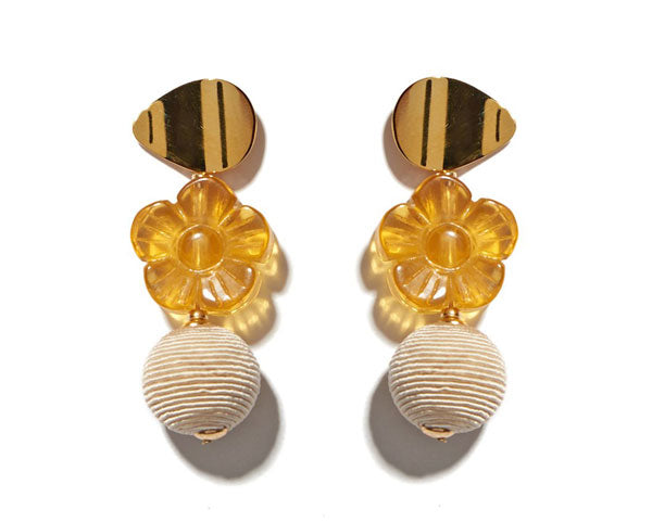 Goldenrod Earrings