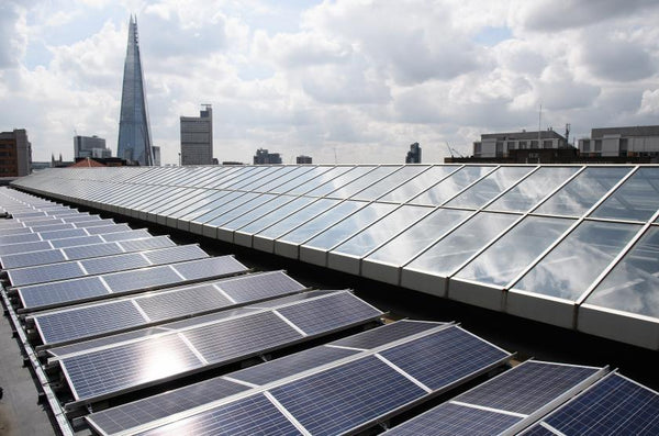 The case for solar energy in London