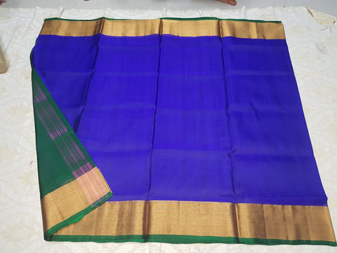 Single Color Uppada Soft Silk Saree