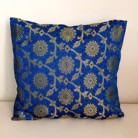Royal Blue Cushion Covers