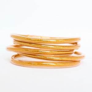 Lightweight Gold Bangles