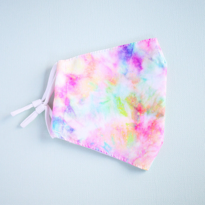 Tie Dye Adjustable Face Mask
