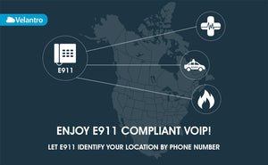 E911: MAKE EMERGENCY CALLS OVER IP