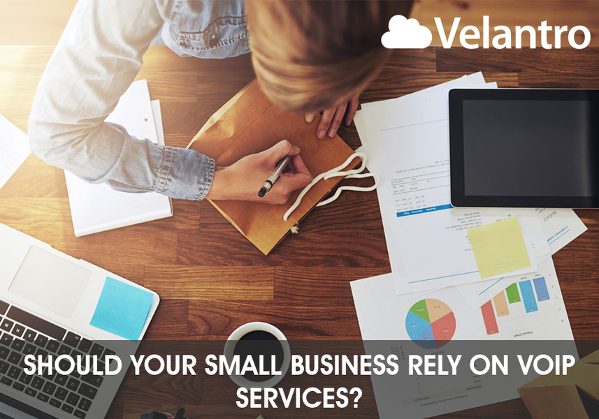 SHOULD YOUR SMALL BUSINESS RELY ON VOIP SERVICES?