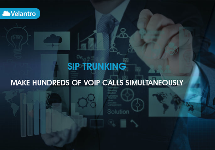SIP TRUNKING: MAKE HUNDREDS OF VOIP CALLS SIMULTANEOUSLY