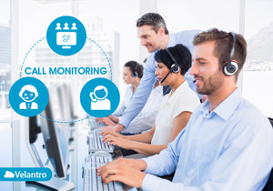 CALL MONITORING: GET DEEP INSIGHT INTO YOUR CUSTOMER SERVICE