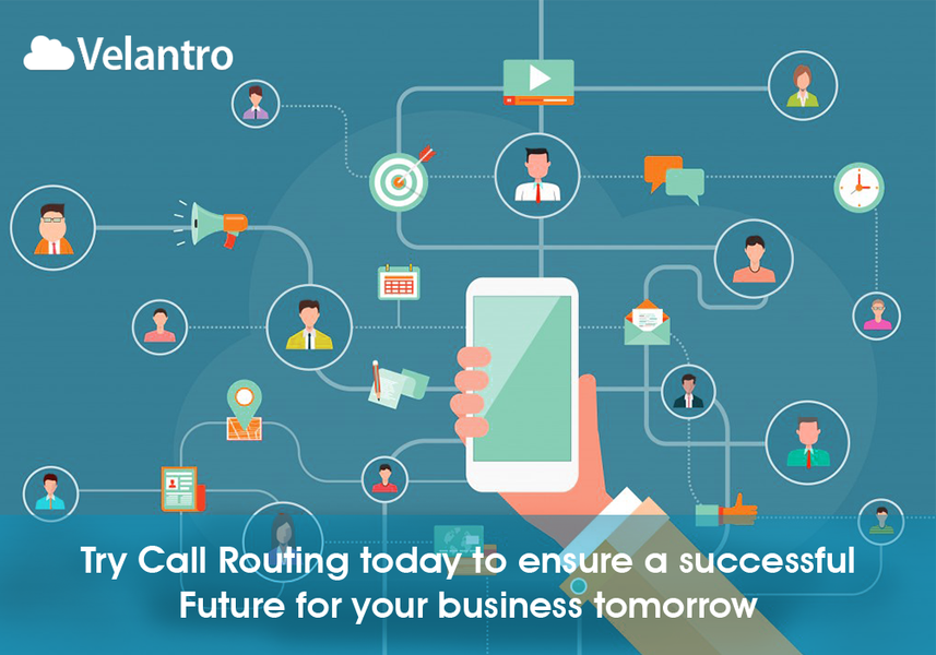 FEEL ULTIMATE FLEXIBILITY WITH CALL ROUTING