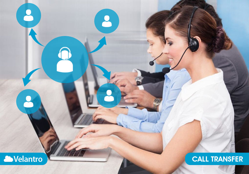 CALL TRANSFER: HELP YOUR CUSTOMERS REACH THE RIGHT EXTENSION