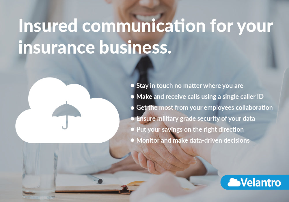 VoIP benefits for insurance business