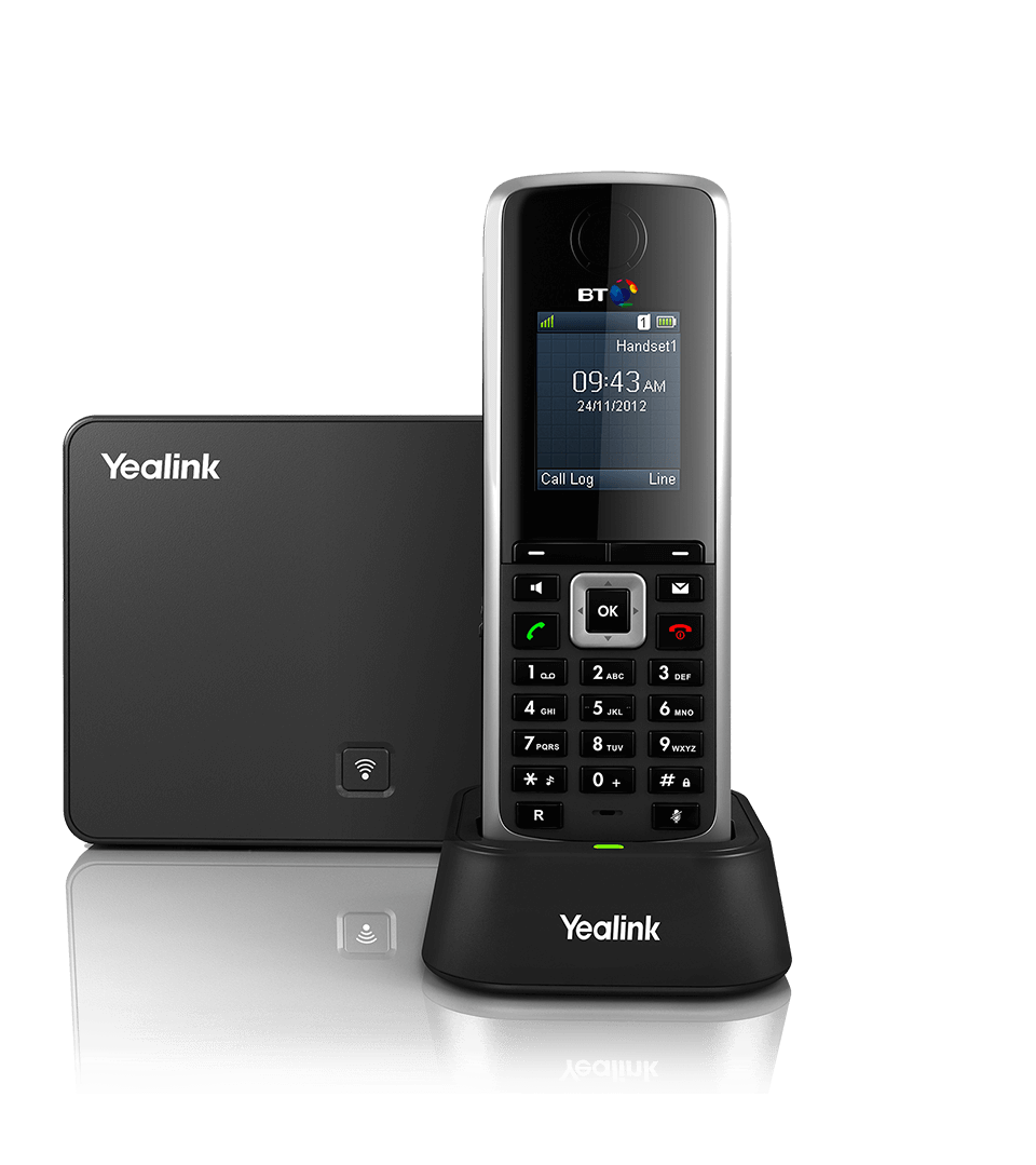 Yealink W52P DECT Cordless Phone