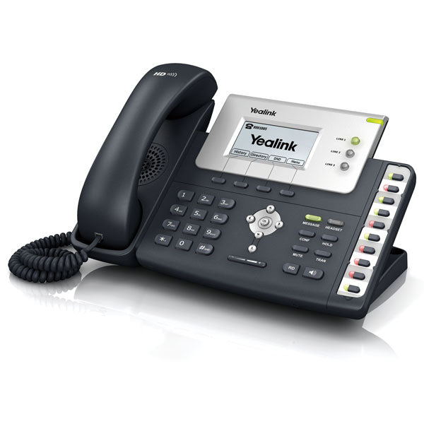 Yealink 3 Line Enterprise HD Phone