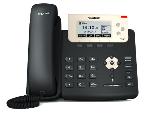 Yealink SIP-T23P IP Phone for (T2 Series)