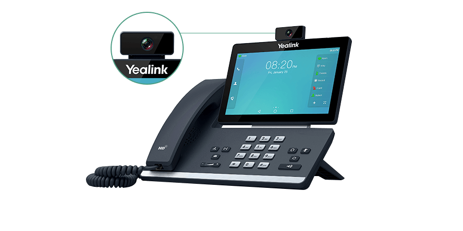 Yealink  SIP-T58A  Smart Business Phone (T5 Series)