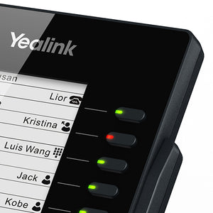 Yealink Expansion Module with Display for (T4 Series)