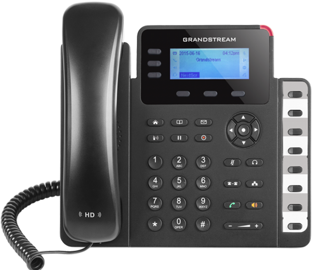 Grandstream GXP1630 3-Line IP Phone