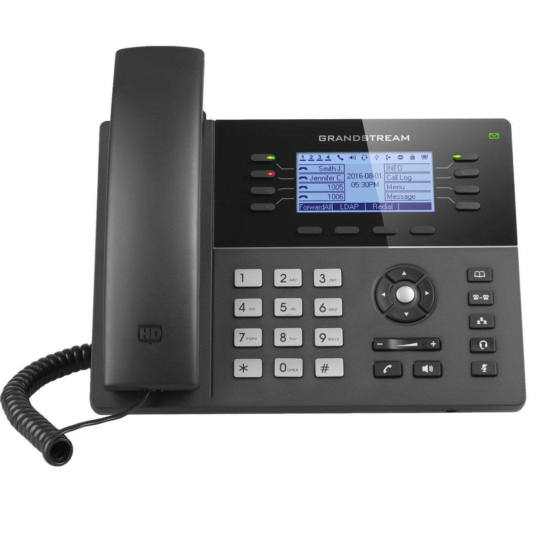 Grandstream GXP1780 8-Line HD IP Phone