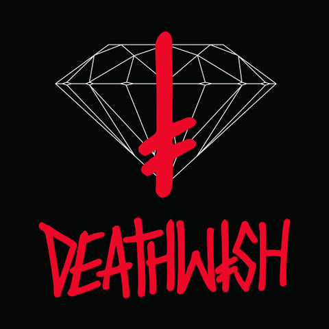 DEATHWISH/DIAMOND COLLAB STICKER
