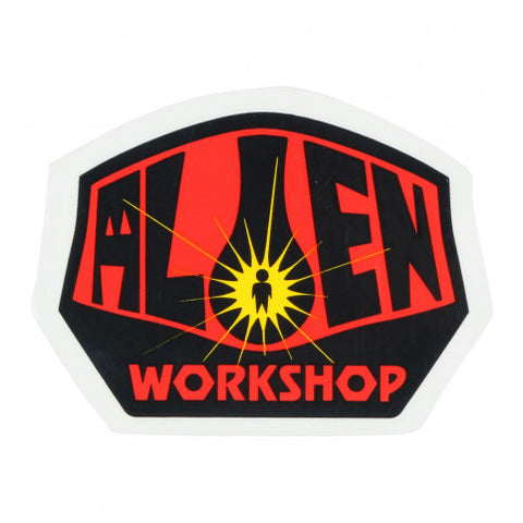 ALIEN WORKSHOP OG LOGO STICKER