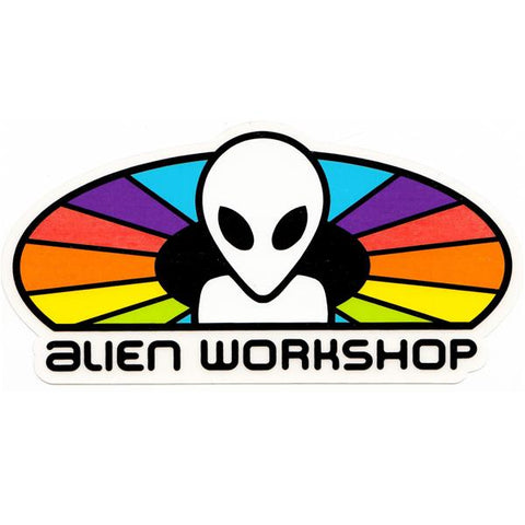 ALIEN WORKSHOP SPECTRUM STICKER