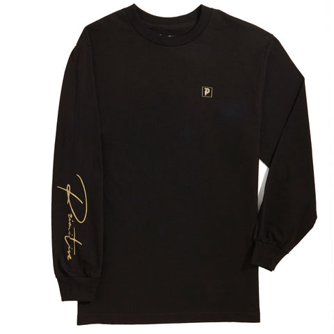 PRIMITIVE RISE BLACK LONG SLEEVE SHIRT