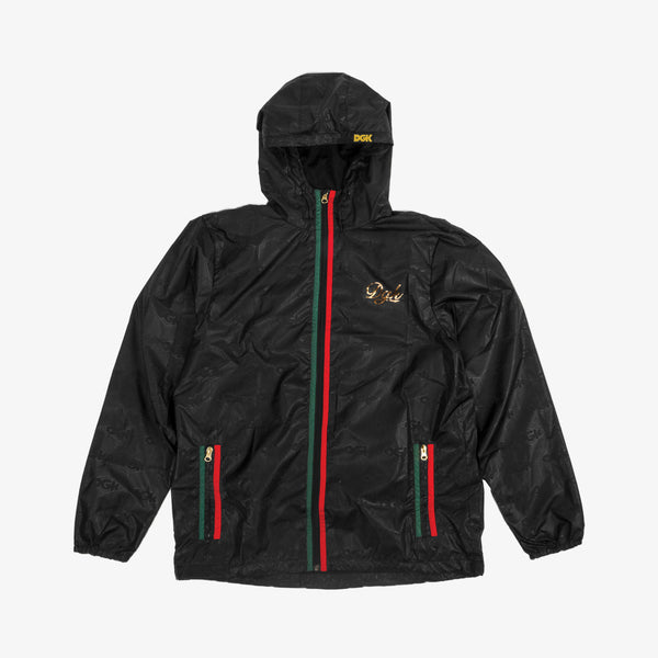 DGK LUX WINDBREAKER JACKET