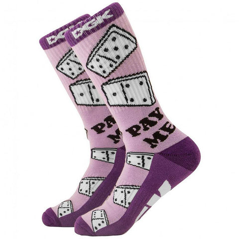 DGK PAY ME SOCKS