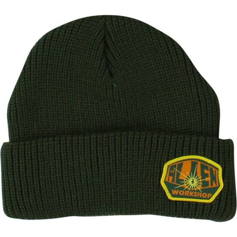 ALIEN WORKSHOP OG LOGO DARK GREY BEANIE