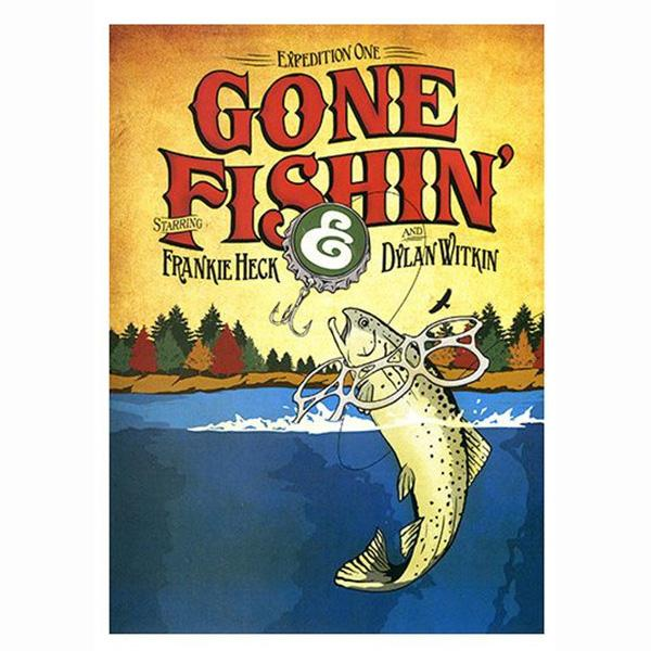 EXPEDITION ONE GONE FISHIN DVD
