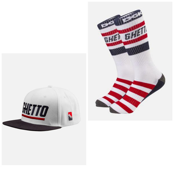DGK HAT / SOCKS GHETTO BUNDLE