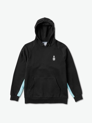DIAMOND SUPPLY CO FORDHAM BLACK HOODY