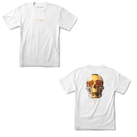 PRIMITIVE KING WHITE SHIRT