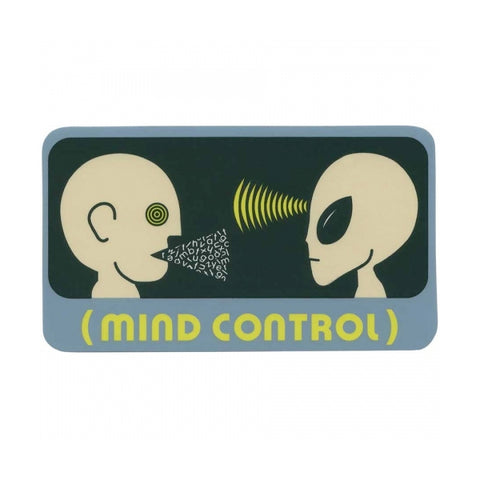 ALIEN WORKSHOP MIND CONTROL STICKER
