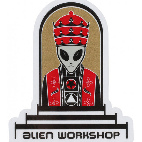 ALIEN WORKSHOP PRIEST STICKER