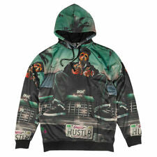 DGK HUSTLIN HOODED JUMPER