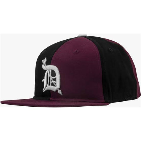 DGK LEGENDS SNAPBACK CAP