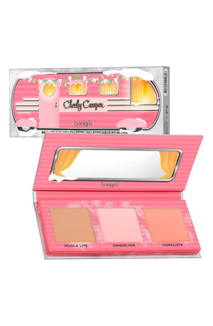BENEFIT - Benefit Cheeky Camper Mini Blush & Bronzer Palette