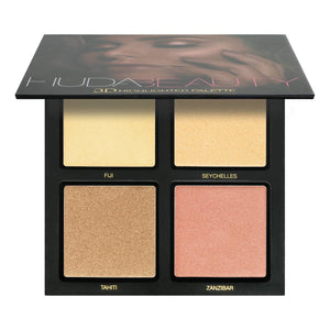 HUDA BEAUTY - 3D HIGHLIGHTER PALETTE - Golden Sands -