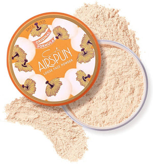 AIRSPUN - Loose Face Powder, Translucent