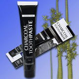 CHARCOAL TOOTHPAST - Active Bamboo Charcoal - blanchiment des dents rapide -75 ml