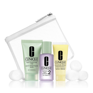 CLINIQUE - BASIC 3 TEMPS™- Kit d'Initiation Type de peau 2