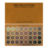 REVOLUTION - Palette Ultra 32 Eyeshadow Flawless MATTE