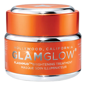 GLAMGLOW - FLASHMUD BRIGHTENING TREATMENT - Masque soin illuminateur  ( FULL SIZE 50g )