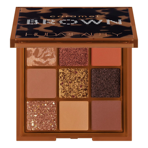 HUDA BEAUTY - Brown Obsessions Eyeshadow Palettes - Caramel