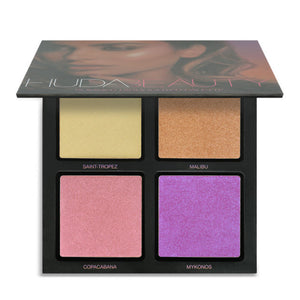 HUDA BEAUTY - 3D HIGHLIGHTER PALETTE - Summer Solstice -