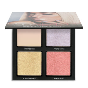 HUDA BEAUTY - 3D HIGHLIGHTER PALETTE - Winter Collection -