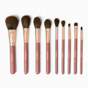 BH COSMETICS - ItsMyRayeRaye Brush Set (9 pcs)