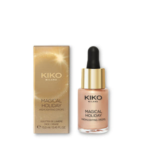 KIKO - MAGICAL HOLIDAY HIGHLIGHTING DROPS - 02 WONDER DROPS