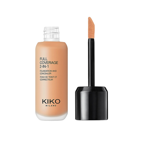 KIKO - FULL COVERAGE 2-IN-1 FOUNDATION & CONCEALER